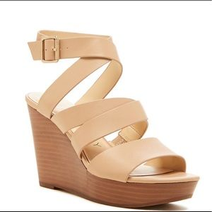 Sole Society Pippy Wedge Sandal
